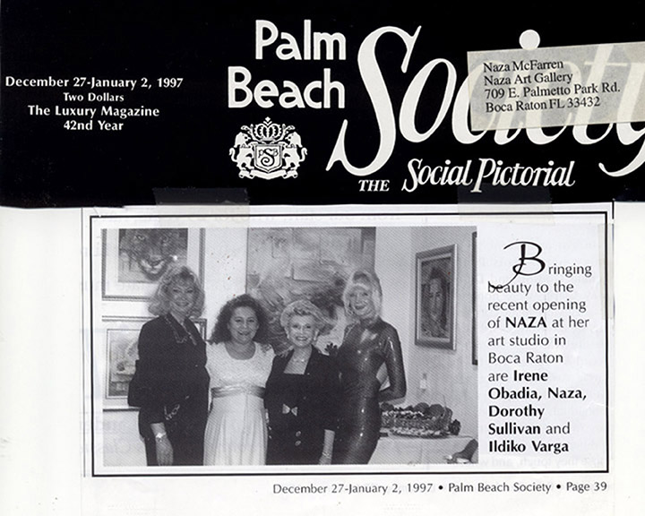 Palm Beach society